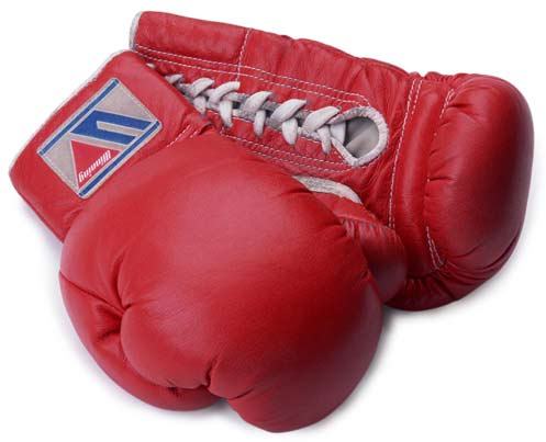 boxing gloves Oregon